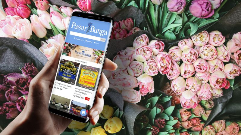 3 Keuntungan Membeli Lewat Toko Bunga Online