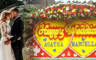 4 Tips Memilih Karangan Bunga Pernikahan