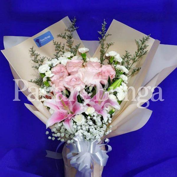 handbouquet-wisuda-duka-pasar-bunga-HBW001