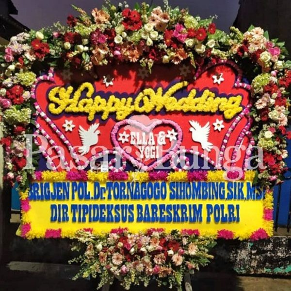 papan-bunga-wedding-pasar-bunga-PBW001
