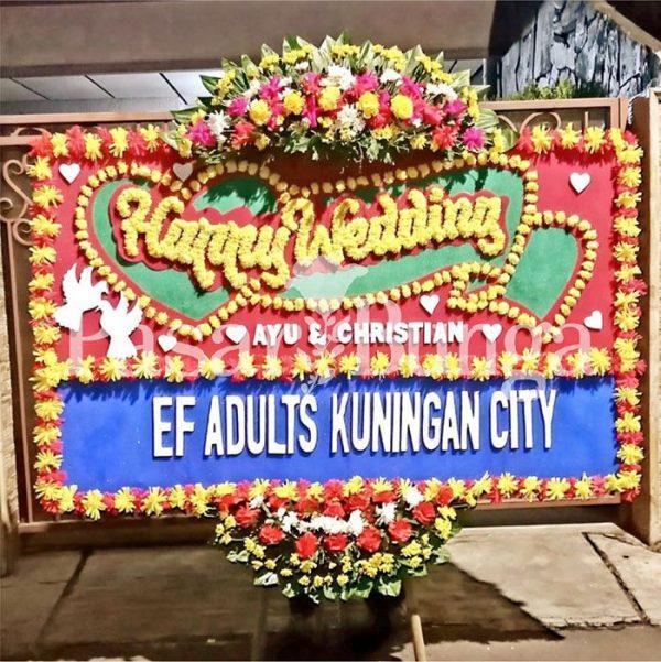 papan-bunga-wedding-pasar-bunga-PBW004