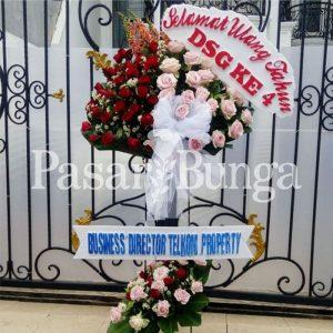 standing-flower-congratulations-pasar-bunga-SFC005