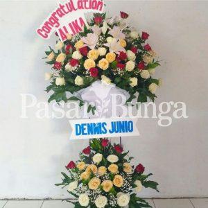 standing-flower-congratulations-pasar-bunga-SFC008